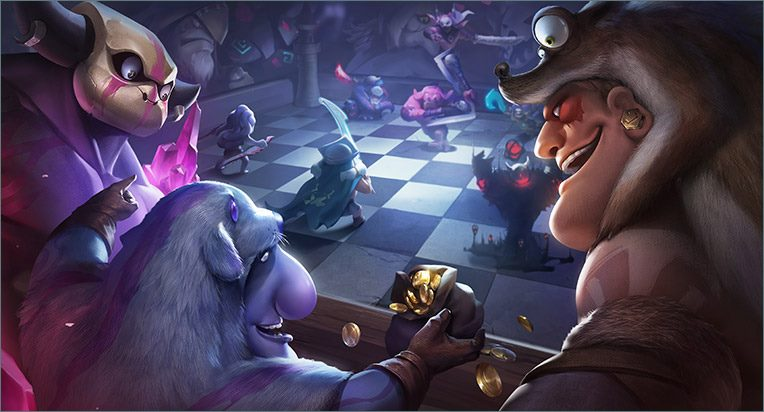 Nạp thẻ Auto Chess Mobile VNG