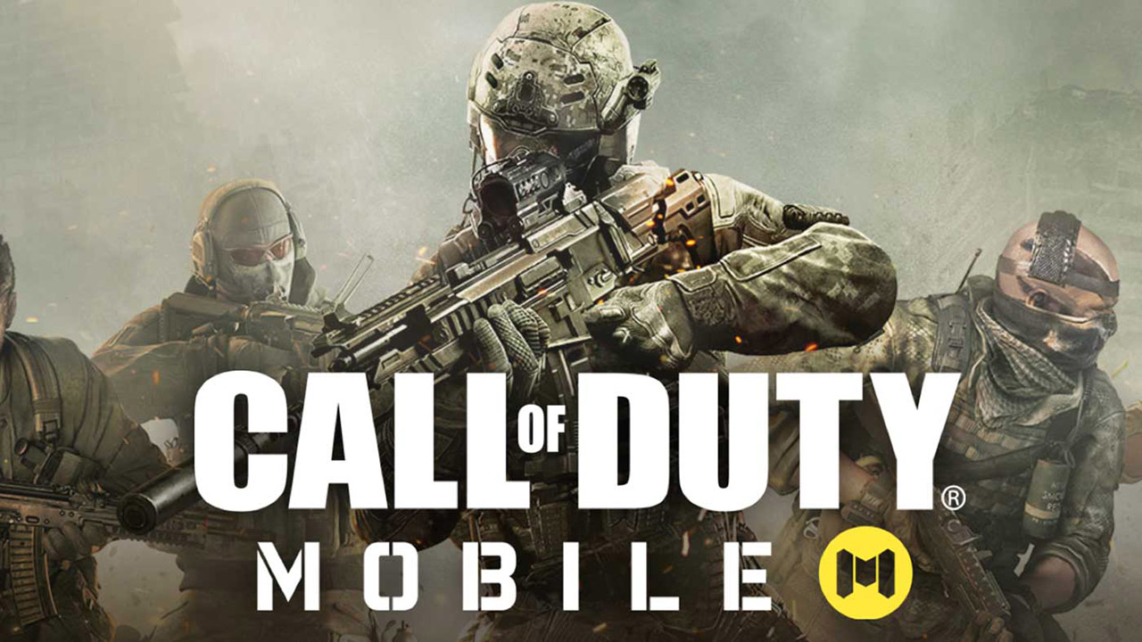 Nạp thẻ Call of Duty Mobile